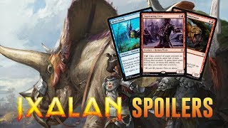 Ixalan Daily Spoilers — September 12, 2017 | Drain and Threaten Pirates!