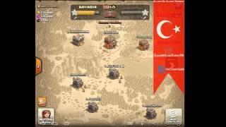 Clash Of Clans TH9 Clan War #01 - Clash Of Clans TH9 Klan Savaşları #01