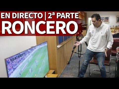 Real Madrid 0-3 Barcelona | Así vivió Roncero la segunda parte y el postpartido | Diario AS