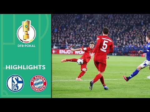 Schalke Bayern Munich Goals And Highlights