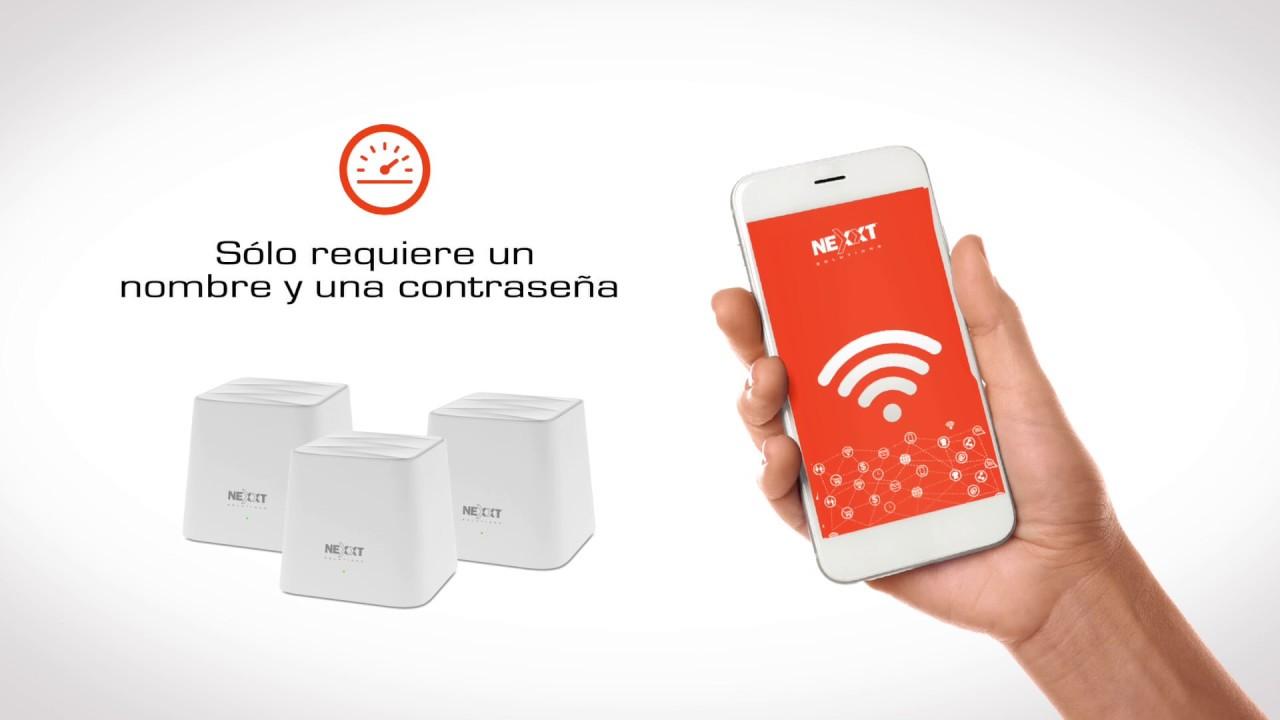 Nexxt Solutions | Vektor - Sistema Mesh - YouTube