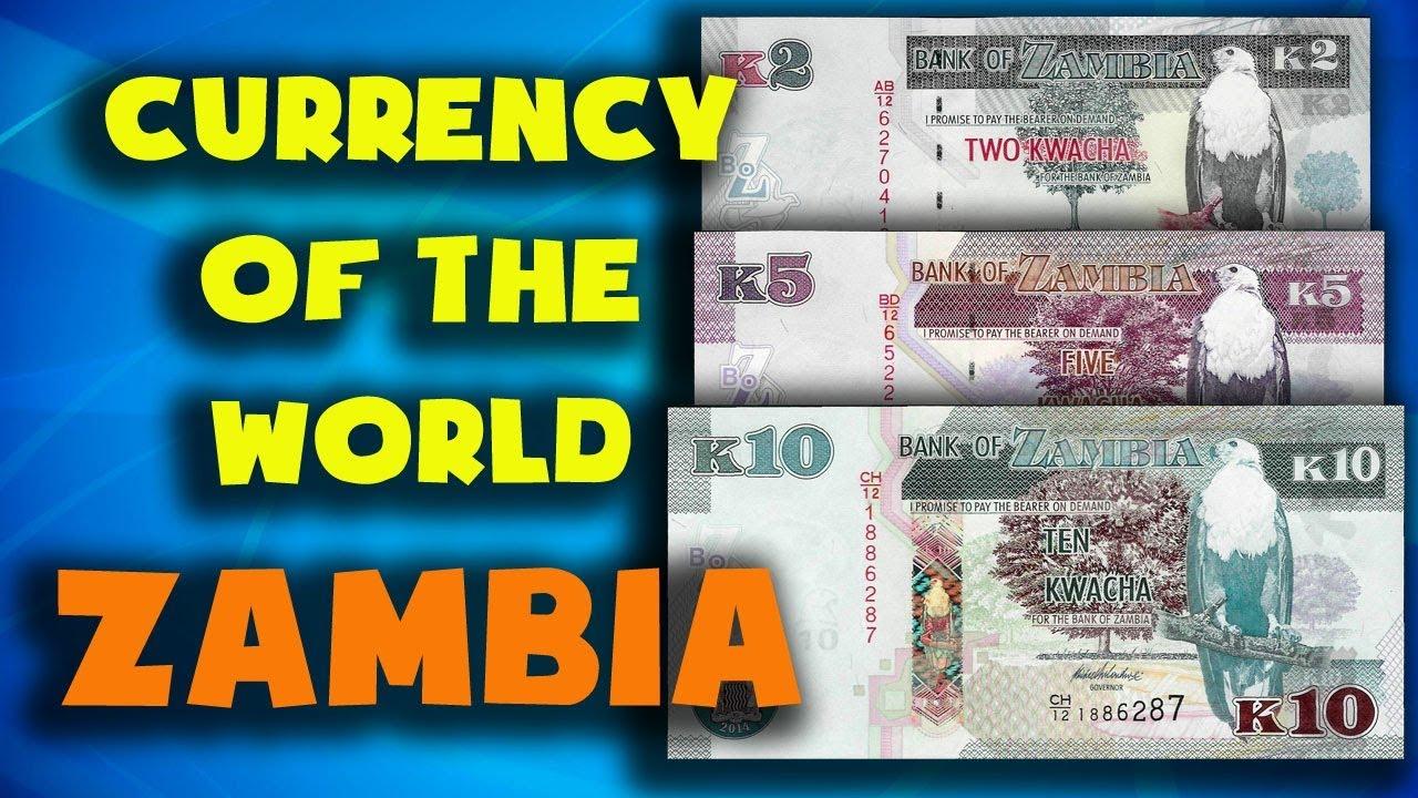 Zambia Zambian Kwacha Exchange Rates