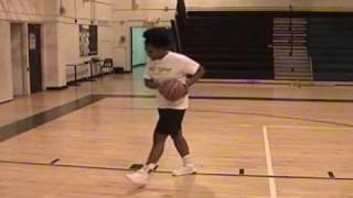 Girls Basketball Layup Basics