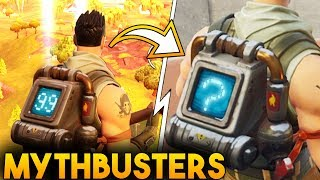 What Happens When The KILL COUNTER BACKBLING Reaches 100 KILLS? | Fortnite MYTHBUSTERS