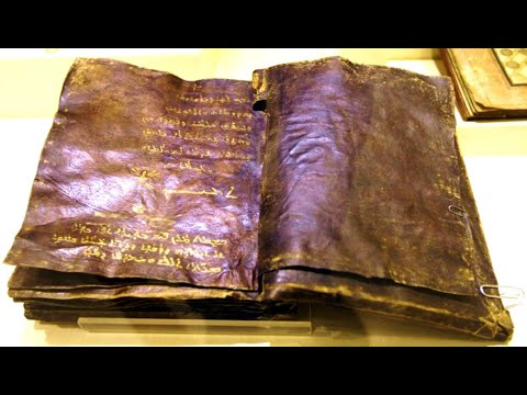 This 1500 Year Old Bible Has Just Revealed The Truth About What Happened To Jesus