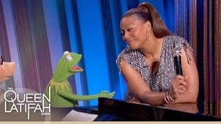 """Rainbow Connection"" by John Legend, Kermit the Frog, Miss Piggy, and Queen Latifah"