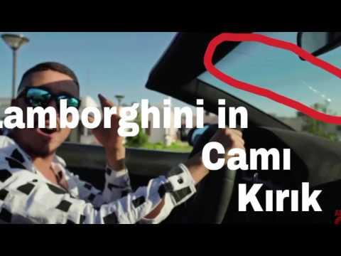 Heijan Feat Muti Davay Davaydaki Lamborghini in Camı Kırık