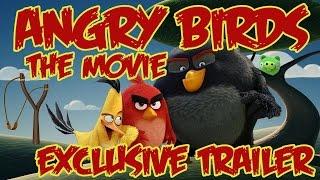 Angry Birds в кино - Русский трейлер (HD)