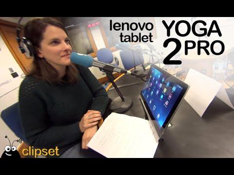 Lenovo Yoga Tablet 2 Pro preview en español