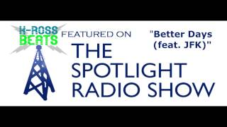 K-Ross Beats On Spotlight Radio