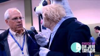 MyMoonTV:  Chuck vs. Dr Jeff Taylor