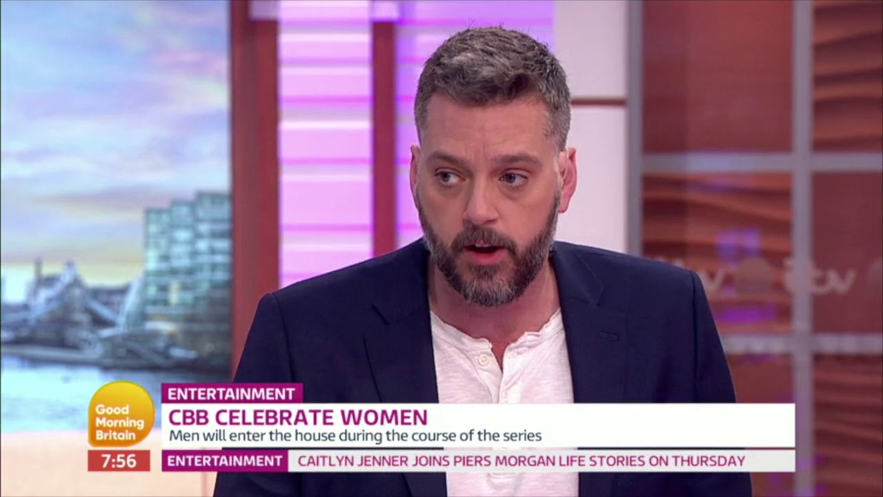 Iain Lee would totally do Celebrity Big Brother 'if the ...