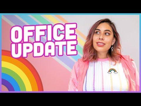Rainbow Magical Office! Office Flipper IRL Ep.4 | iHasCupquake