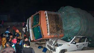 Top 10 : Mahindra TUV 300 NEO BOLERO Crash In INDIA ! #SuperSonic