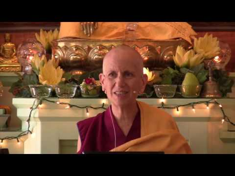 03 Medicine Buddha Retreat: Loosening Our Identities 07-03-16
