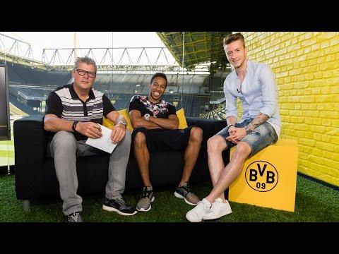 Feiertagsmagazin: Nobby trifft Aubameyang und Reus | BVB - 1. FC Köln