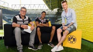Feiertagsmagazin: Nobby trifft Aubameyang und Reus   BVB - 1. FC Köln