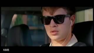 Arabada Gaza Getiren Remix Müzik Baby Driver Resimi