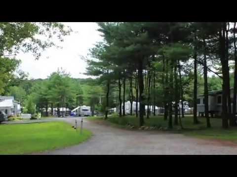 Hidden Valley Camping Ground Youtube