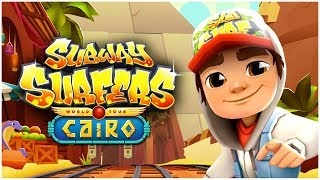 Subway Surfers Game Play HD Video
