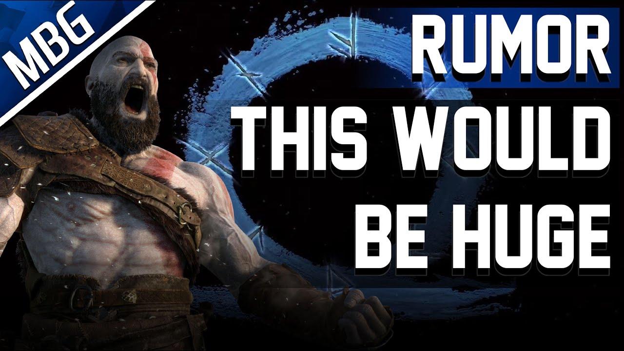 Sony Seemingly Leaks God of War: Ragnarok Title, Director ...