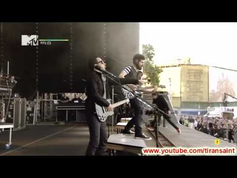 Linkin Park - 02 - Given Up (Live - MTV World Stage 2011) HD