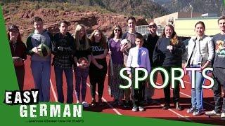 Sports | Super Easy German (3)