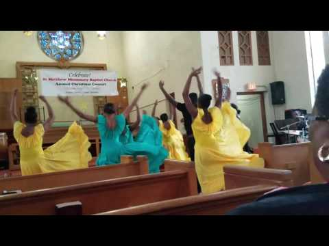 Detroit school of arts at St. Matthew Missionary Baptist Church(2)