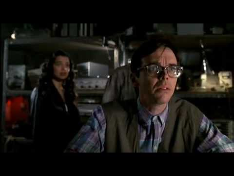 The Lone Gunmen: All About Yves