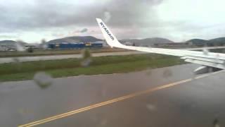 Взлет из аэропорта Афин(, 2016-01-26T23:17:39.000Z)