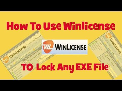 How To Use winlicense - Baro Tech,Bestofclip net