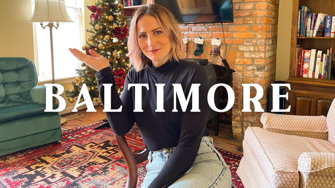 Our Restored 1700s Baltimore House Tour