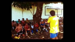 BARCELONA RIO FORMAÇÃO SUB 20