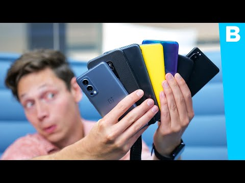 Bijzondere nieuwe telefoons: OnePlus Nord 2, Sony Xperia 1 III en meer
