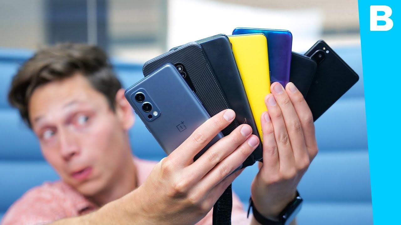Opvallende nieuwe telefoons: OnePlus Nord 2, Sony Xperia 1 III en meer!