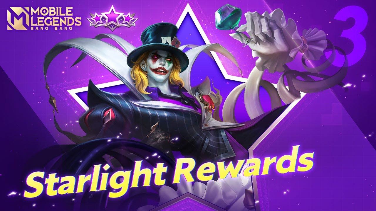 "March Starlight Perks | Khufra ""Dreadful Clown"" | Mobile Legends: Bang Bang"