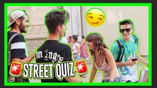 TROLLARE I FAN (Street Quiz Ignorante)