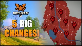 5 Big Changes Coming With State of Decay 2 Juggernaut Edition: Changing Maps, Prestige & More!