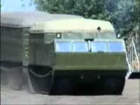 all-terrain vehicle for the Russian roads