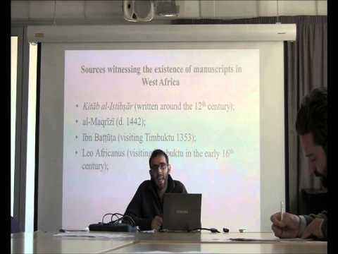 Vidéo - Mauro Nobili : Re-discovering the de Gironcourt collection