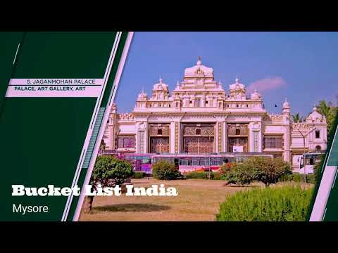 best places to visit mysore | bucketlist travel india | incredible india |