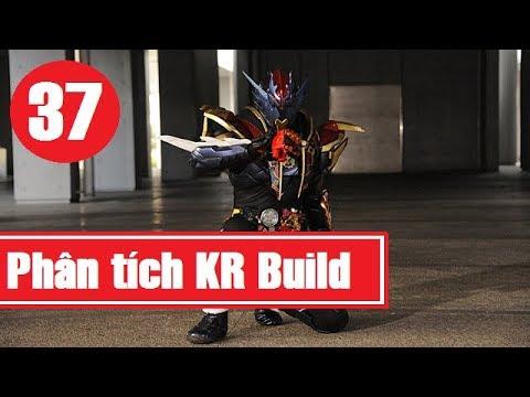 [Phân tích Kamen Rider Build] Tập 37 The Ultimate Phase