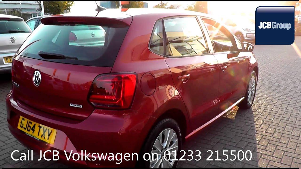 Volkswagen Polo Hatch Se 1l Carmen Red Metallic Gj64txy