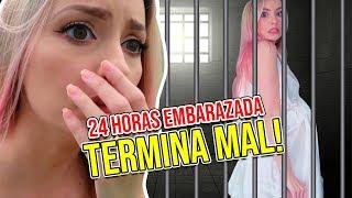 ESTUVE 24 HORAS EMBARAZADA Y ASÍ TERMINO!