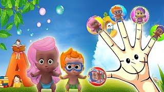 Luxury Bubble Guppies Finger Family - ABC Song Finger Family Nursery Rhymes Lyrics