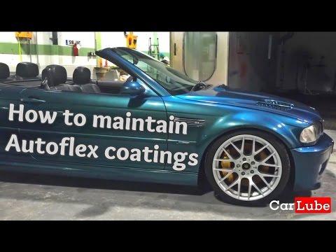 Autoflex Coating Or Vinyl Wrap Bmw M3 Supercharged Youtube