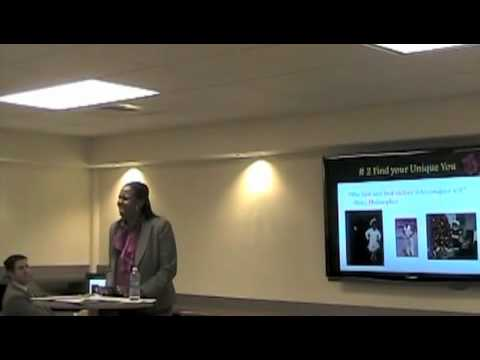 Lanise Rosemond, NSA Scholarship 2011