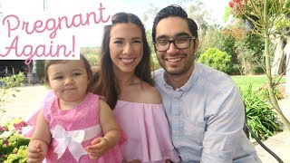 WE'RE PREGNANT...AGAIN!! | Hayley Paige