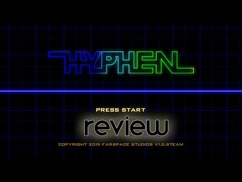 Let'sPlay: Hyphen - A Game Review