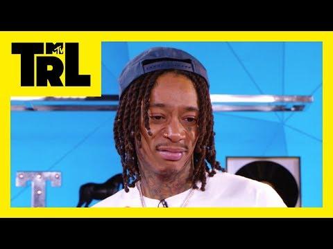 Wiz Khalifa Has His Mind Blown By an Illusionist!   TRL